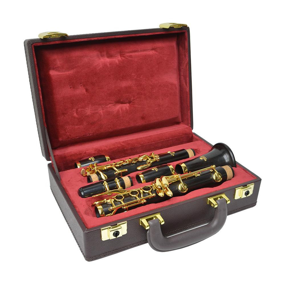 Schiller German Elite CenterTone Clarinet - Ltd. Edition Gold