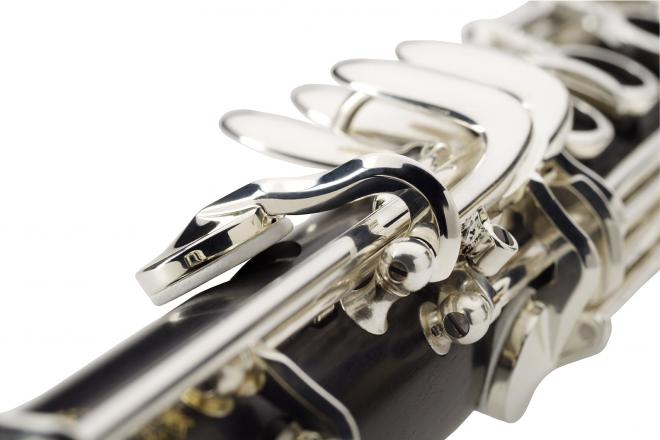 Buffet Crampon Model BC1214 Clarinet in A