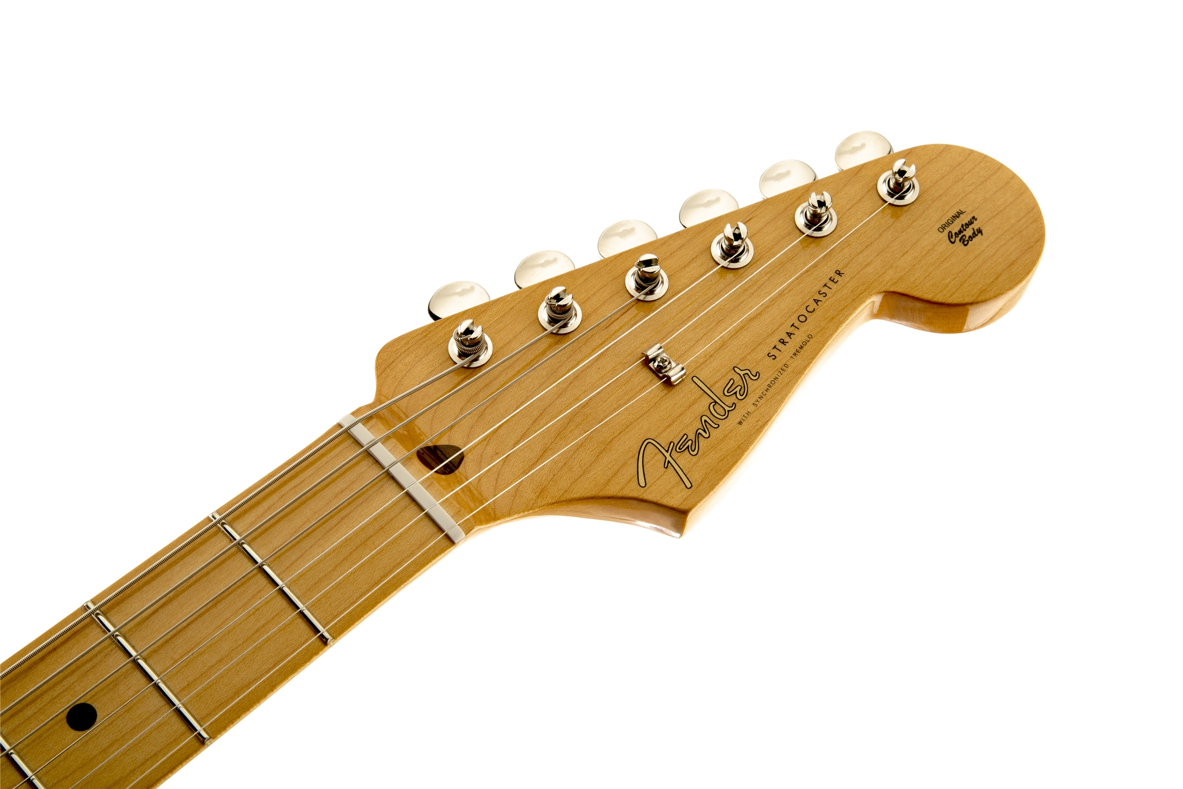 Fender Classic Series '50s Stratocaster® 2-Color Sunburst Maple Fingerboard Electric Guitar