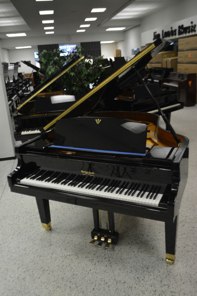 George Steck Grand Piano