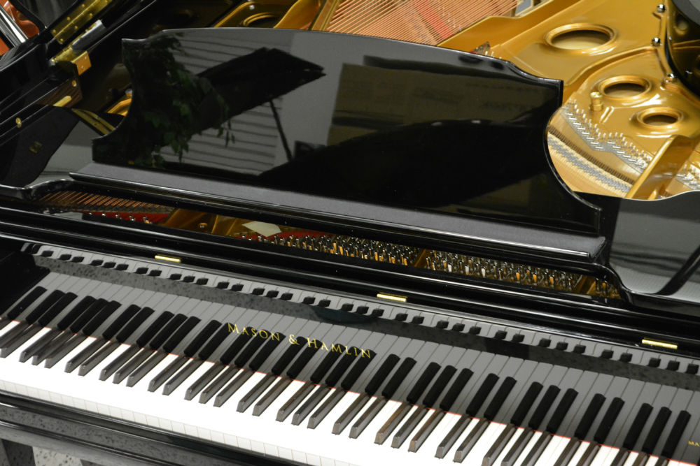 Mason & Hamlin AA Grand Piano