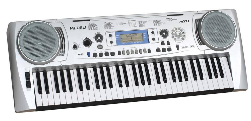 Medeli M20 Keyboard