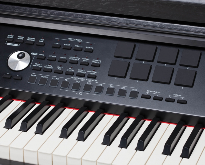 Floor Demo Medeli DP760 Digital Piano - Only 1 In Stock