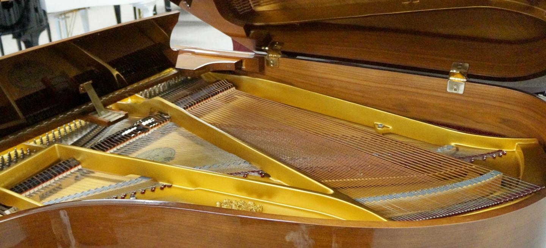 Schimmel 180 Grand Piano - Mahogany Polish
