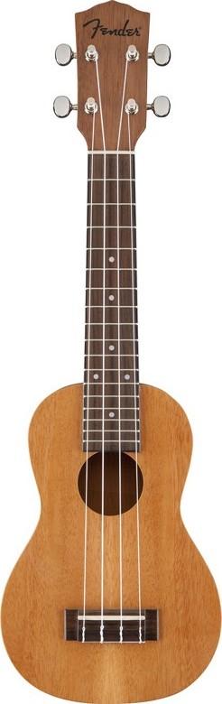 Fender® Piha'ea Soprano Ukulele