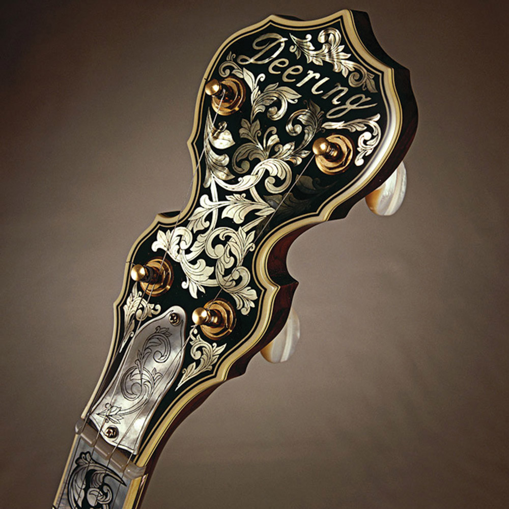 Deering Gabriella™ 5-String Banjo in English Walnut
