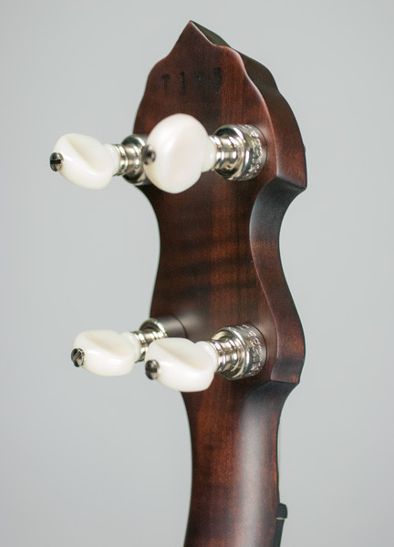 Deering Vega® Senator 5-String Banjo Left-Handed w/ Spikes