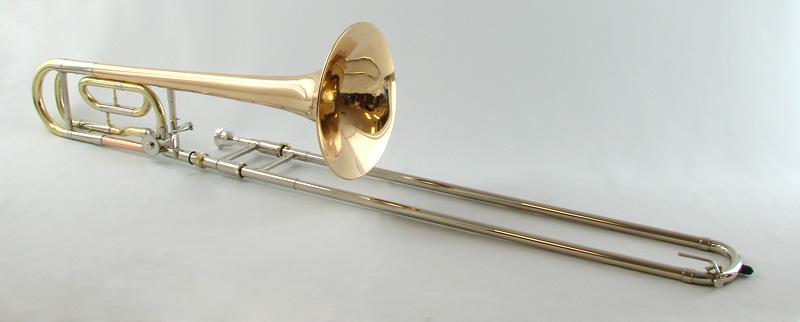 Schiller American Heritage Brass Trombone