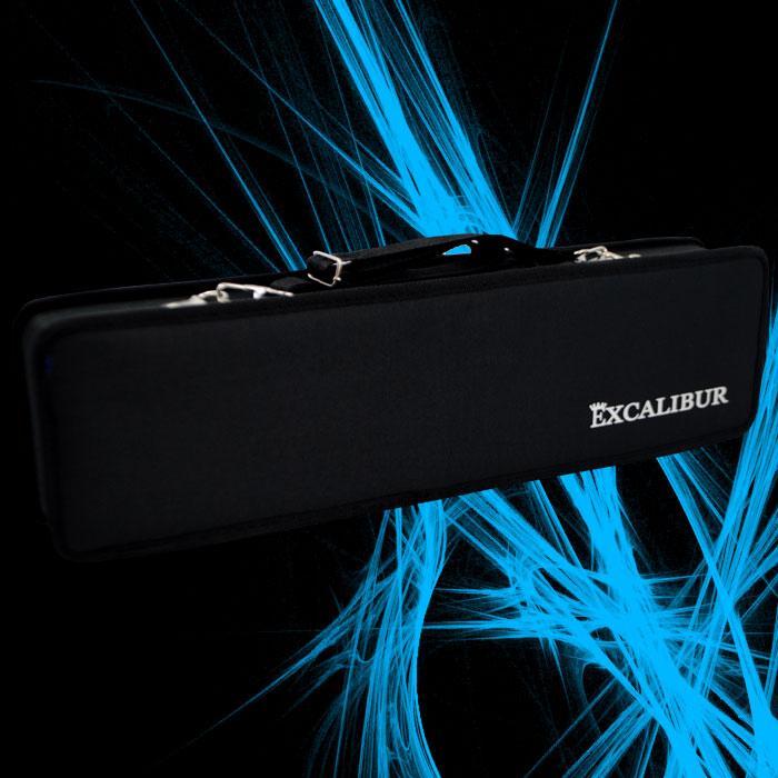 Excalibur 37 Note Melodica Ocean BlueTransparent