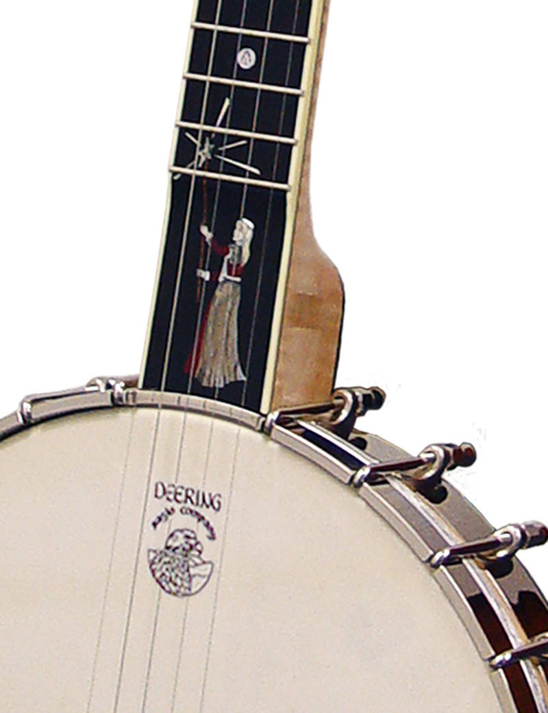 Deering Vega® Dragon Star Banjo