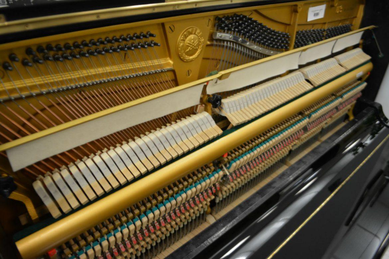 Yamaha U3 Upright Piano -  CRISP SOUND - NICE BASS PROJECTION - AS NEW CONDITION
