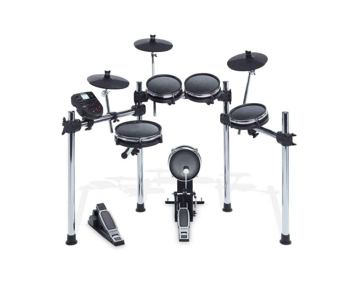 Alesis Surge Mesh Kit Eight-Piece Drum Kit