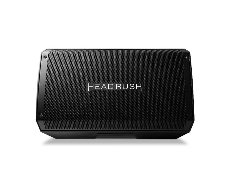 HeadRush 2000W Powered Guitar Cabinet