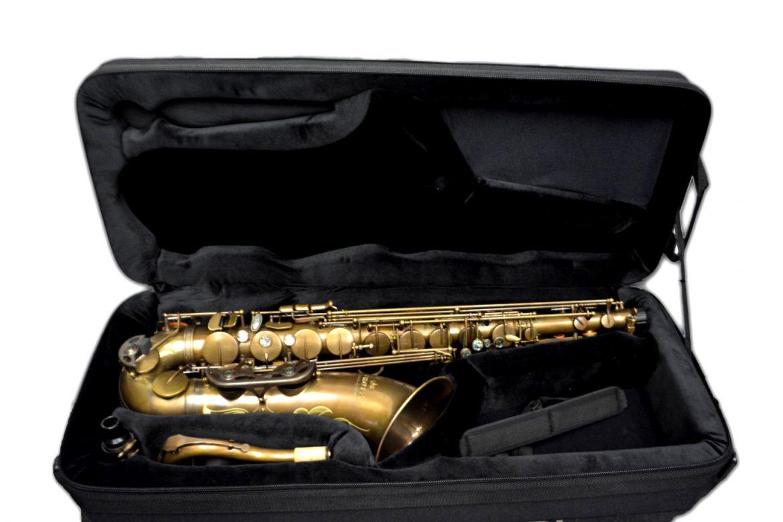 Schiller Elite V Tenor Saxophone – Istanbul Copper
