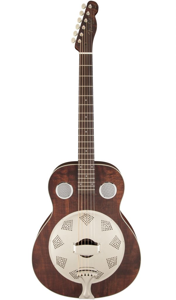 fender brown derby resonator acoustic guitar jim laabs music store. Black Bedroom Furniture Sets. Home Design Ideas