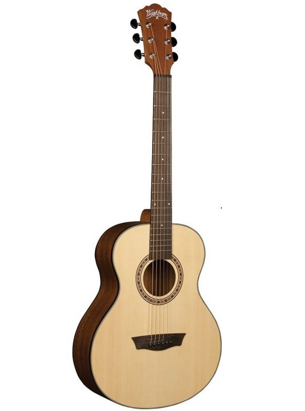 Washburn AGM5K Apprentice 7/8 Acoustic Guitar w/Bag
