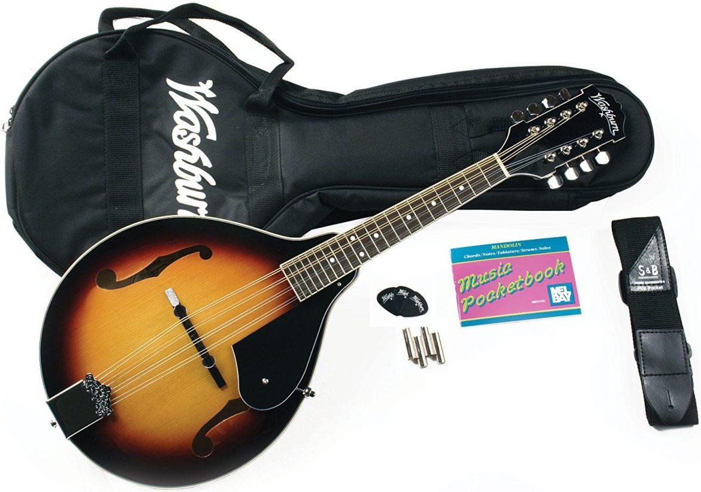 Washburn M1K Mandolin Pack