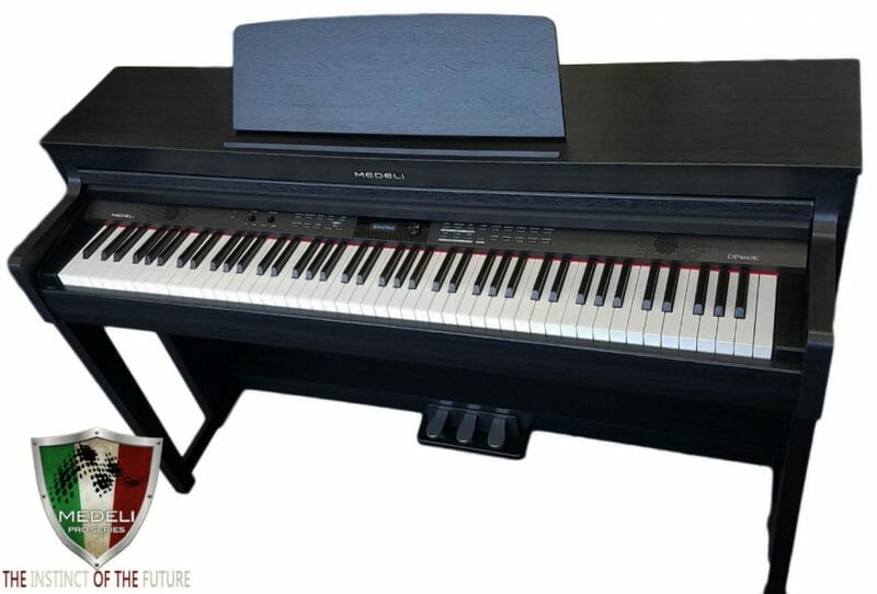 Medeli Digital Piano DP460K Piano Black