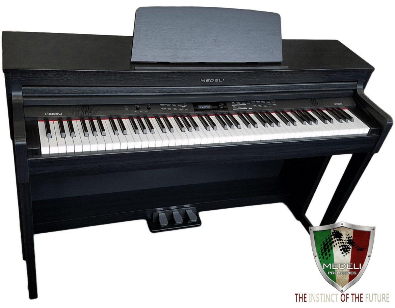 Medeli Digital Piano DP460K Piano Black