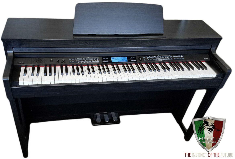 Medeli Digital Piano DP740K Piano Black
