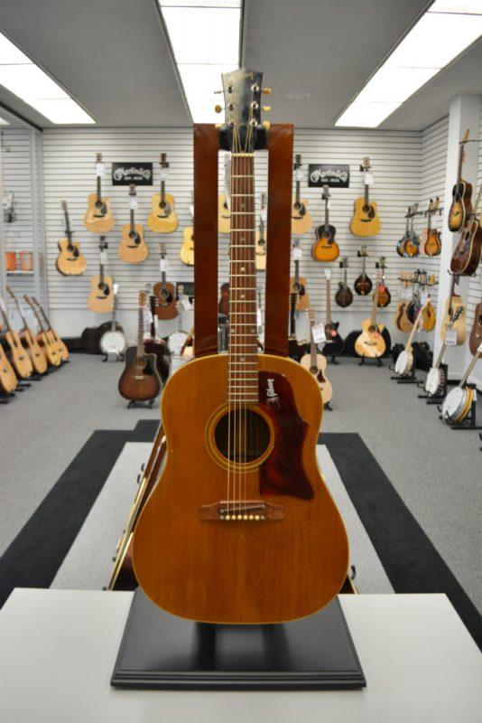 Gibson 1968 J-50ADJ Natural