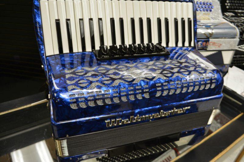 Weltmeister Topas 96 Bass Piano Accoridon