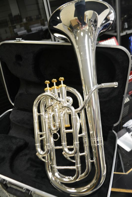Schiller British Band Baritone