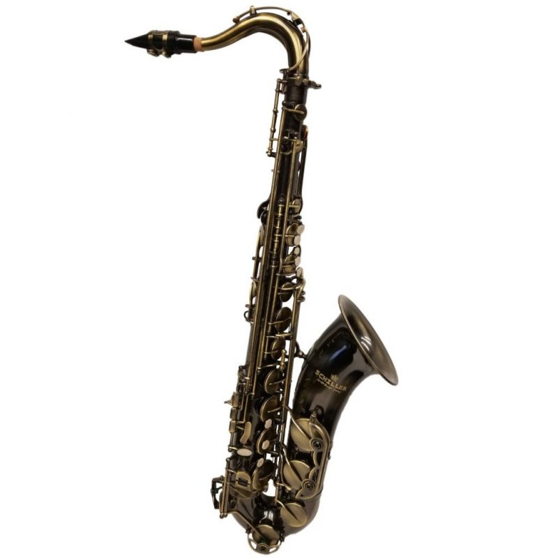 Schiller Tenor Saxophone Turkish Brass