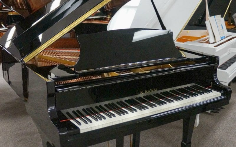 Kawai RX1 Grand Piano Black Polish