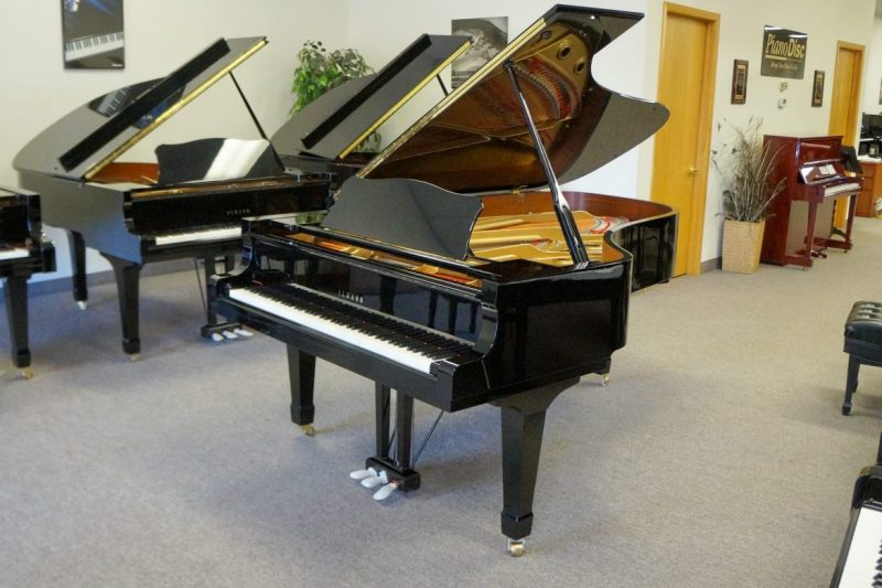 yamaha c7 grand piano jim laabs music store. Black Bedroom Furniture Sets. Home Design Ideas
