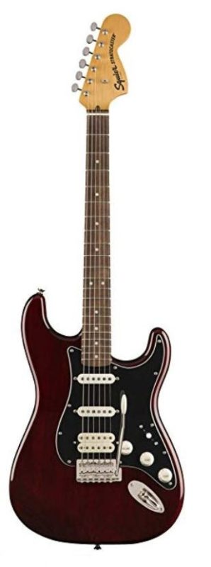 Squier Classic Vibe '70s Stratocaster Electric Guitar Walnut