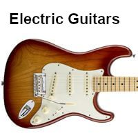 shop electric guitars
