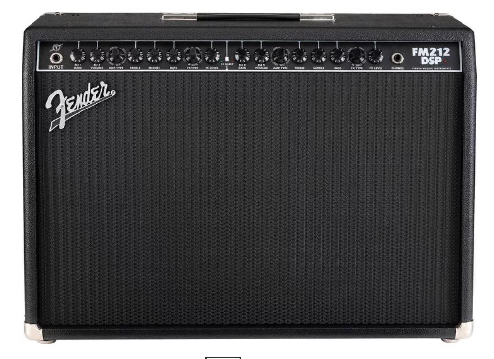 Fender FM212 100 Watt Amp