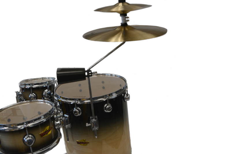 Trixon Elite Cocktail Drumset Natural Gray Fade