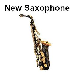 shop saxophones