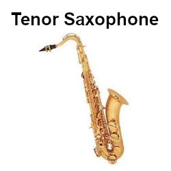 shop tenor saxophone
