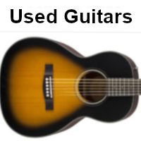 shop used guitars