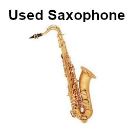 shop used saxophones