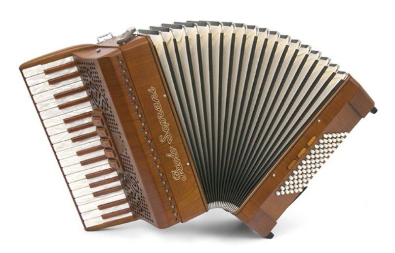 Paolo Soprani Folk 34 III Piano Accordion