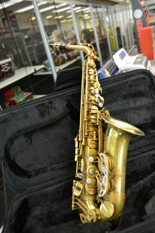 Schiller Havanna Alto Saxophone LTD Edition