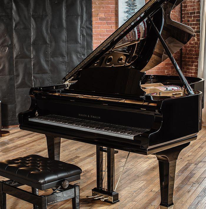 Mason & Hamlin Model BB Grand Piano