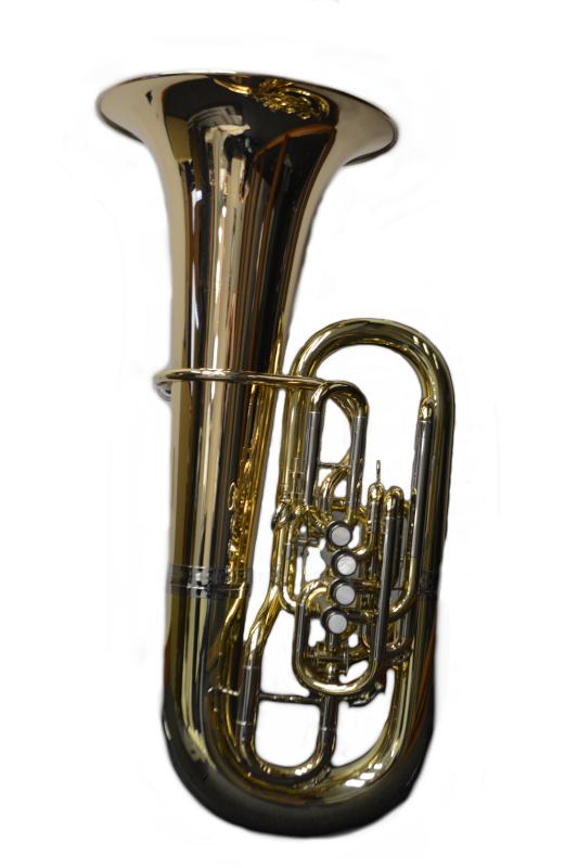 Schiller Frankfurt Elite FF Tuba Piston Bronze/Gold