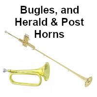 shop bugles, and herald and post horns