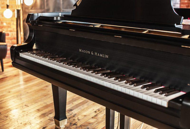 Mason & Hamlin Model AA Grand Piano