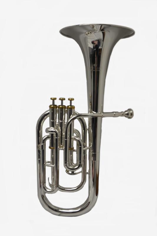 Schiller Elite Frankfurt Alto Horn - Silver