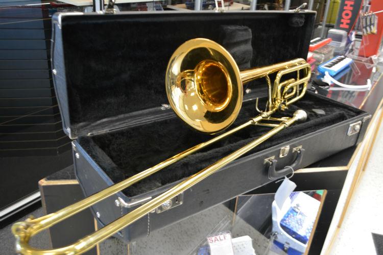 Used Trombones - Jim Laabs Music Store