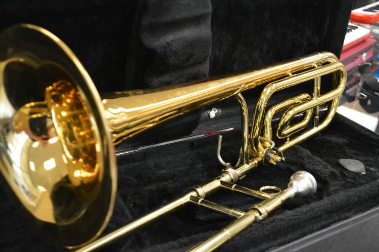 King 4B Trombone - Jim Laabs Music Store