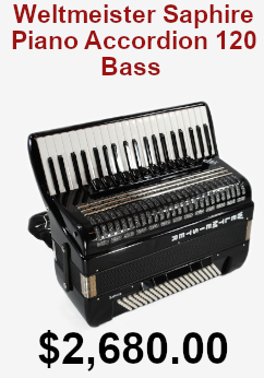 Accordions - Jim Laabs Music Store
