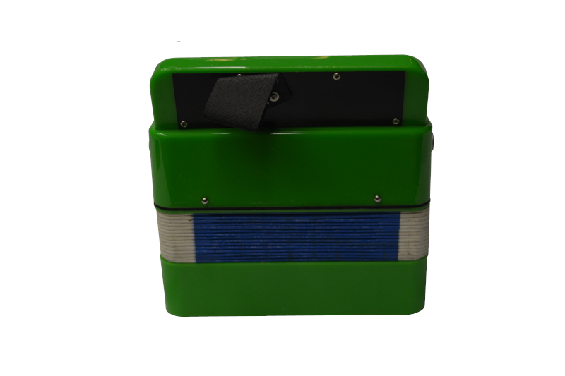 Premier Youth Series Button Accordion - Light Green