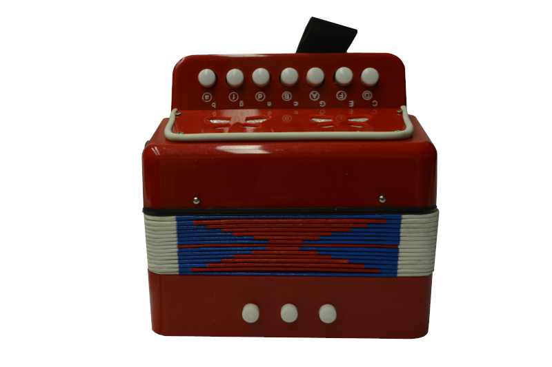 Premier Youth Series Button Accordion - Red